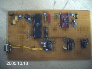 Prototype Mk2 Repeater Controller